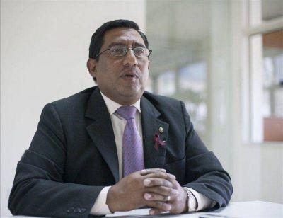 Rodolfo Serrano pide que la suba salarial para la Policía sea del 30%