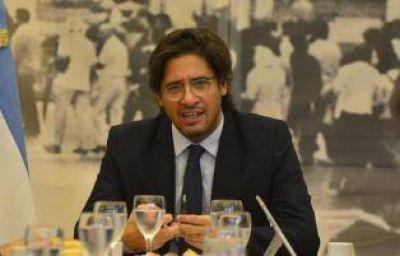 """Garavano: """"estamos muy preocupados por la situación de la Justicia de Tucumán"""""""