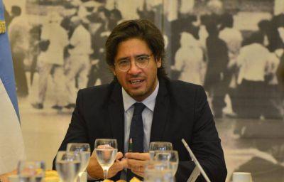 El ministro de Justicia de la Nación mira a Tucumán y no descarta la intervención