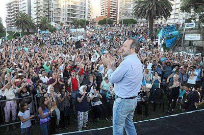 """""""El único diálogo de Macri son las balas de goma para los pibes"""""""