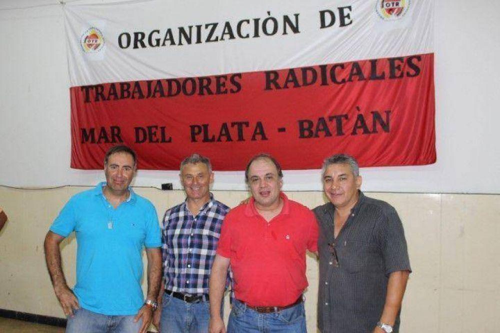 Encuentro de trabajadores radicales