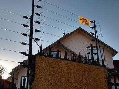 Quieren legalizar los cercos el�ctricos en las casas