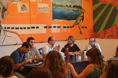 Se realizó la tercera reunión de gabinete de la gestión Salomón