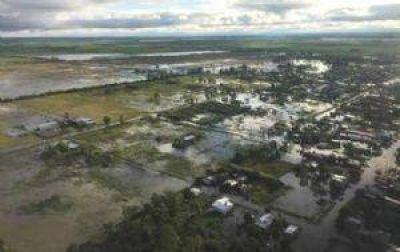 Nación beneficiará a productores de Córdoba perjudicados por las graves inundaciones