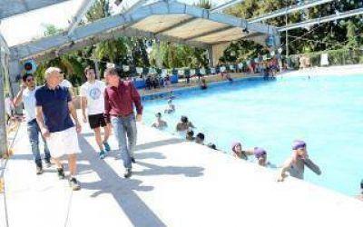 Castrilli destacó las políticas deportivas del Municipio de Tigre