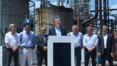Tucumán aportaría el 71% del nuevo corte de etanol anunciado por Macri
