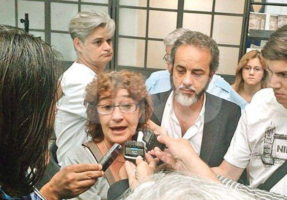 """""""Los maestros no tienen miedo"""", dijo Sonia Alesso"""
