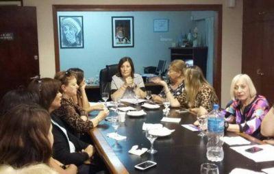 Mercedes Morro impulsa celebración del Día Internacional de la Mujer