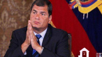 Rafael Correa vaticin� que el petr�leo llegar� a los 200 USD por el acuerdo OPEP-Rusia