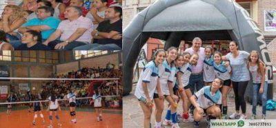 Decidido apoyo de Gerardo Morales al deporte, la cultura y el turismo