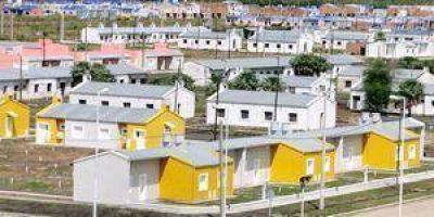 Sortean un nuevo grupo de 400 viviendas en la Nueva Formosa