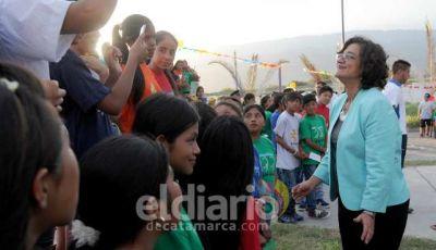 Lucía cerró otra exitosa temporada de los chicos en el CIIC