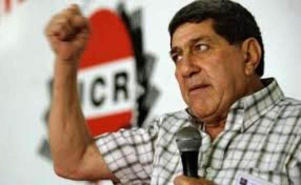 Quintar evitó polemizar por los cargos nacionales