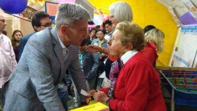 """""""El gobierno de Mario Das Neves tiene bien  en claro cuál es el rumbo de esta provincia"""""""