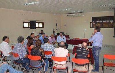 Direcciones del Ministerio de Producción presentaron sus líneas de acción