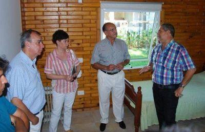 El Ipduv analizó viviendas con ladrillos de madera