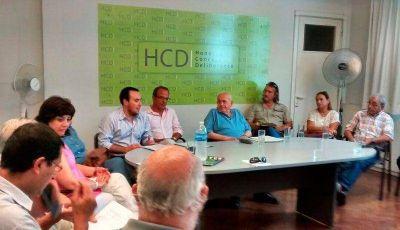 Concejales proponen modificar el sistema de carga y descarga en el microcentro