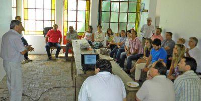 El Vivero de Cazón forma parte del corazón del desarrollo local que tendrá Saladillo en los próximos años'