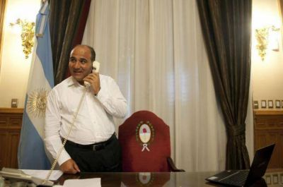 El gobernador convoc� a la Corte Suprema para tratar la crisis judicial