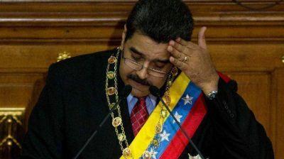 El 72% de los venezolanos est� a favor de una salida anticipada de Nicol�s Maduro