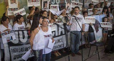 Once: familiares reclamaron prisión efectiva para condenados