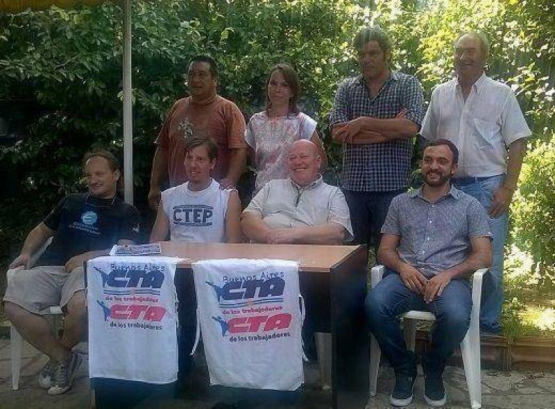 La CTA y el diputado Grosso convocaron al paro y movilización del miércoles