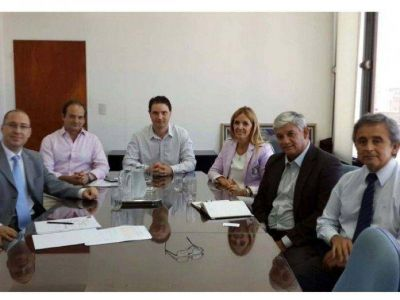 Jujuy y Salta intercambian informaci�n sobre administraci�n tributaria