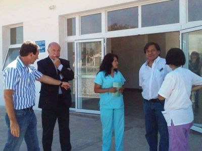 Están listas las instalaciones del Centro de Rehabilitación Gral. Belgrano en Alto Comedero