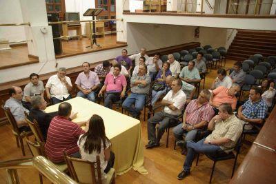 Se reunió la Mesa de Diálogo Docente y Administración Pública