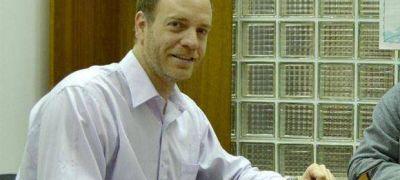 El gobernador anunció que Sebastián Caldiero será el nuevo Secretario de Energía de Río Negro