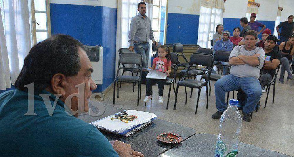 Tras reunión de delegados y SOEMCO, municipales regresan a sus puestos de trabajo