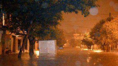 Inundaciones en Salta tras una fuerte tormenta