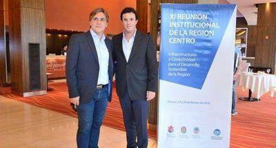 Mart�nez Kerz se reuni� con el vicegobernador de C�rdoba