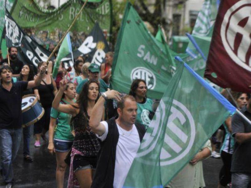Cómo será en Rosario el paro de los estatales contra el gobierno nacional por los despidos