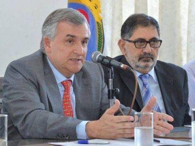 Gerardo Morales y Chuli Jorge firmaron importante convenio de colaboración recíproca