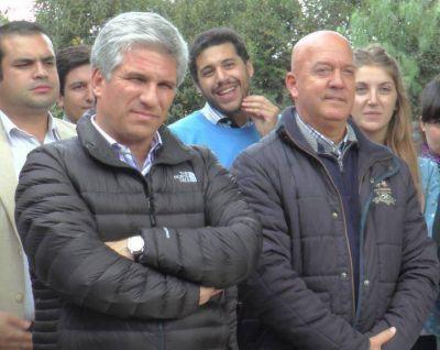 """Vallone pidió a Claudio Poggi que """"devuelva la banca"""" de Diputado Nacional al PJ"""