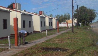 El jueves 25 se realizará el sorteo pre adjudicatario de 400 viviendas