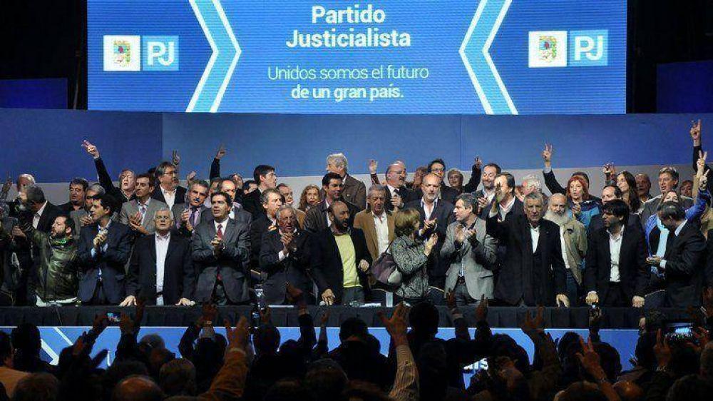 Se reúne Congreso Nacional del PJ presidido por Insfrán