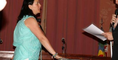 Eleonora Taurizano reemplaza a Sampol en el Consejo Escolar