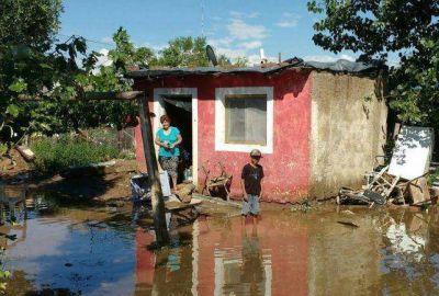 Oficial: 700 autoevacuados, 6000 casas dañadas y 20 mil damnificados en Tunuyán