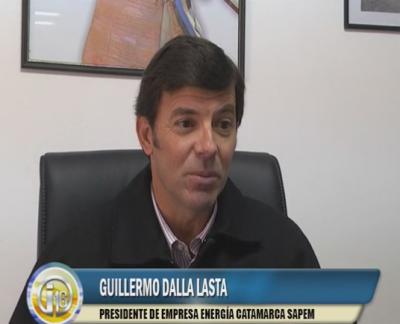 Según Dalla Lasta, Catamarca tendrá la tarifa más barata