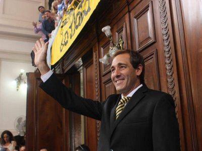 Julio Garro: �Vamos a quedar en la historia de nuestra ciudad�