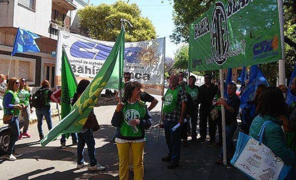 El paro nacional de estatales se sentirá con fuerza en Bahía