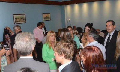 Los jefes comunales gestionaron conexión con la Casa Rosada