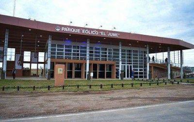 """El Parque Eólico """"El Jume"""" abre sus puertas para vivir la """"Experiencia Santiago Sur"""""""