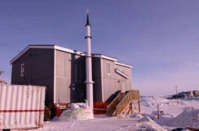 Inauguran una segunda mezquita en el Polo Norte