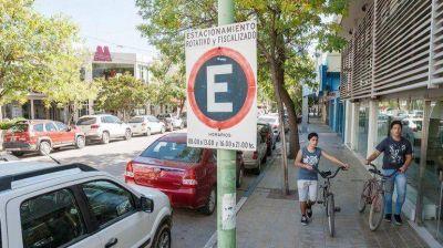 El estacionamiento pago ya genera bronca y polémica