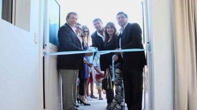 Weretilneck inaugur� nuevas oficinas del Ipross