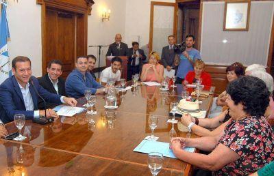 Gutiérrez incrementó a 25 mil pesos el subsidio a Bibliotecas Populares