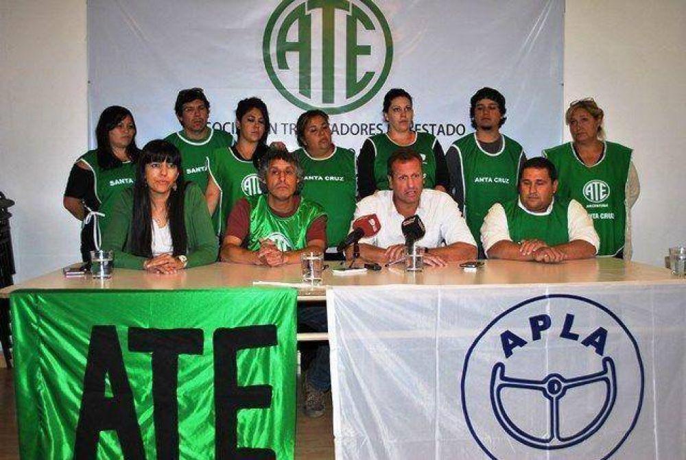 ATE y APLA coordinan medidas por el despido de seis trabajadores